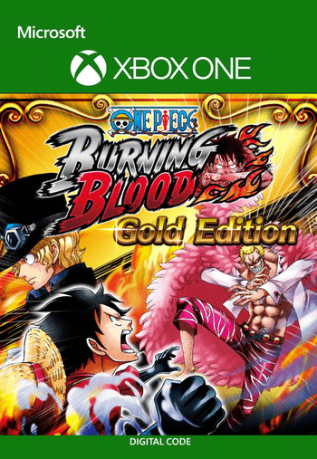 One Piece Burning Blood (Gold Edition) XBOX LIVE Key UNITED STATES