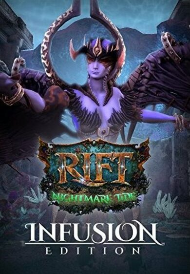 Rift: Nightmare Tide (Infusion Edition) Official website Key GLOBAL