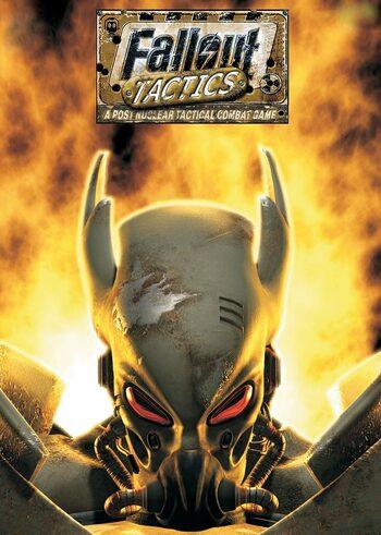 Fallout Tactics: Brotherhood of Steel Steam Key GLOBAL