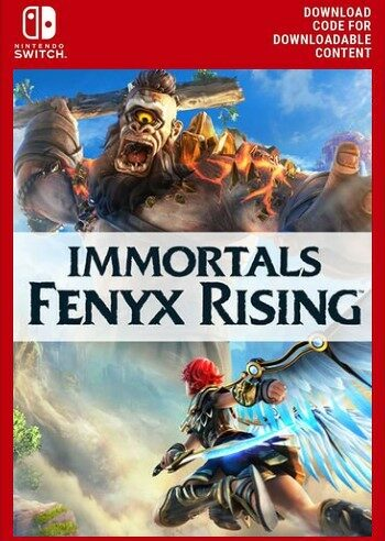 Immortals Fenyx Rising (Nintendo Switch) eShop Key UNITED STATES