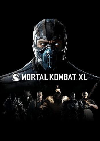 Mortal Kombat XL Steam Clave GLOBAL