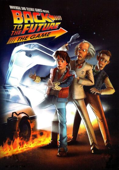Back to the Future Steam Key GLOBAL