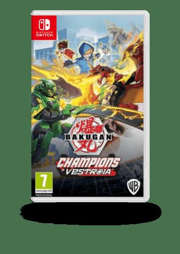 Bakugan: Champions of Vestroia (Bakugan: Campeones De Vestroia) Nintendo Switch