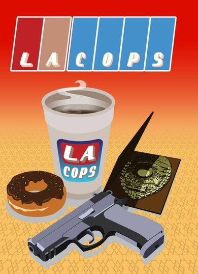 LA Cops Steam Key EUROPE