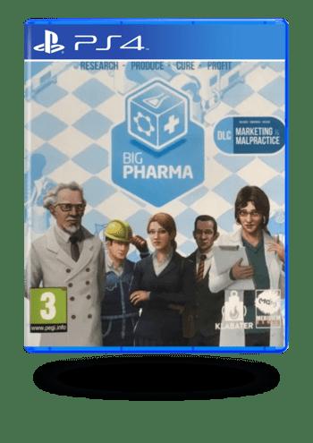 Big Pharma PlayStation 4