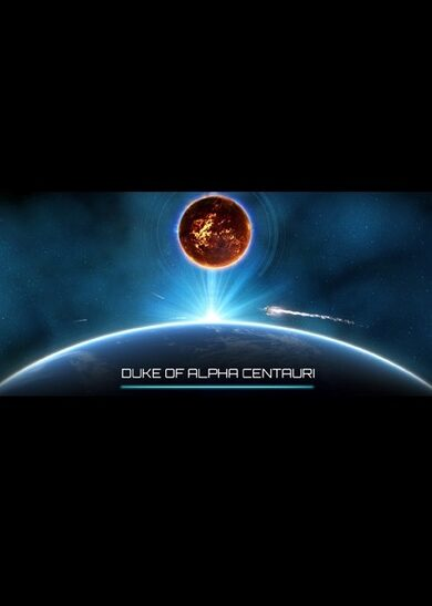 Duke of Alpha Centauri Steam Key GLOBAL