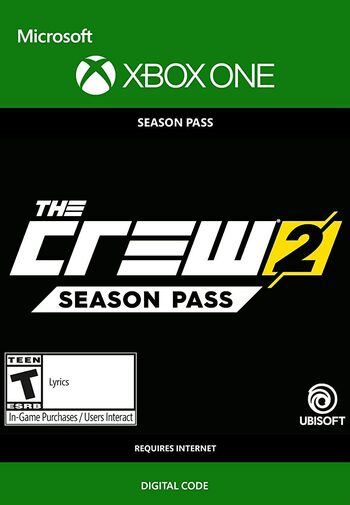 The Crew 2 - Season Pass (DLC) (Xbox One) Xbox Live Key UNITED STATES
