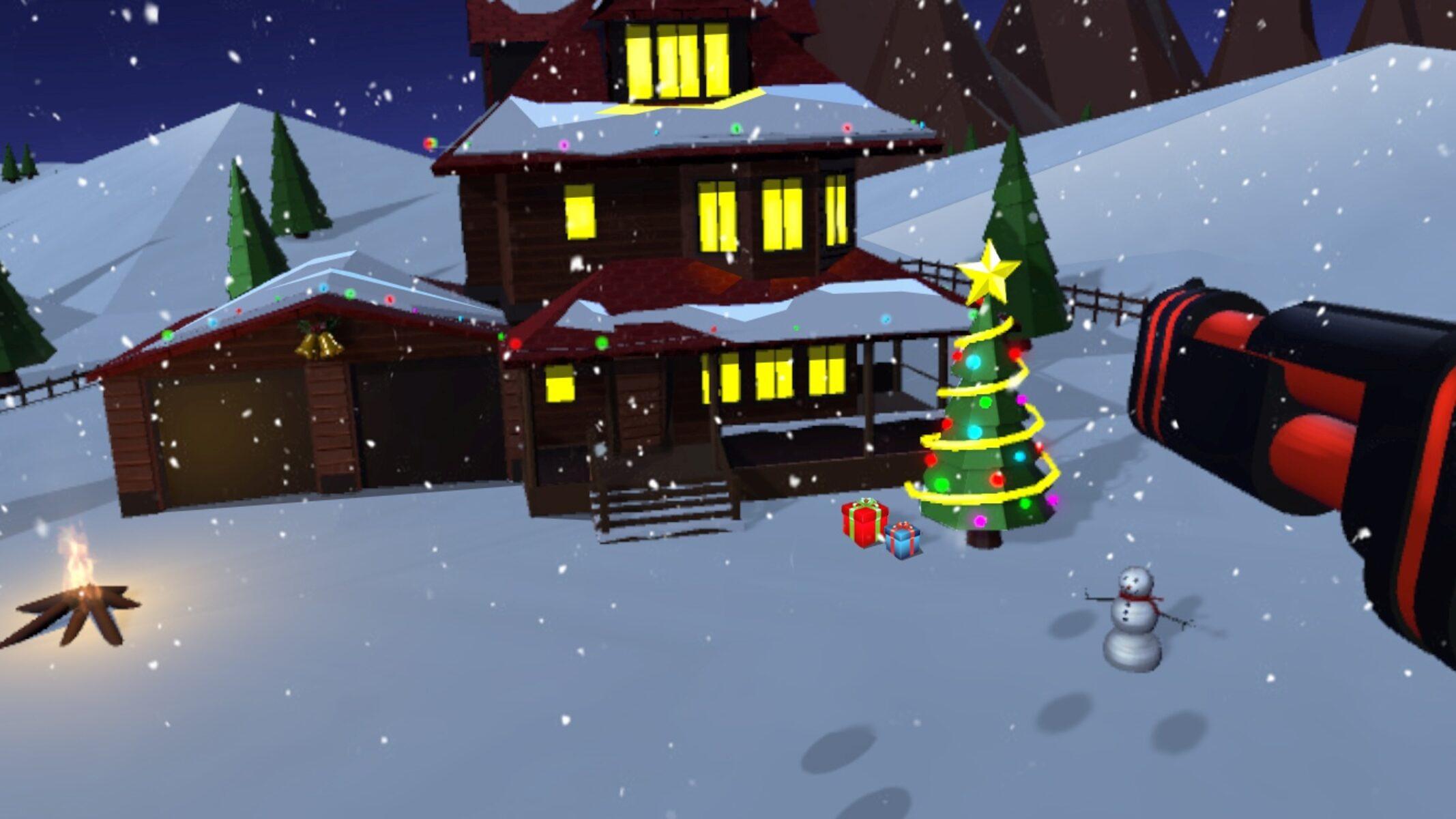 Buy VR Snowballs Steam Key GLOBAL | ENEBA