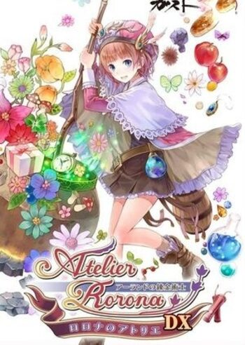 Atelier Rorona - The Alchemist of Arland - DX Steam Key GLOBAL