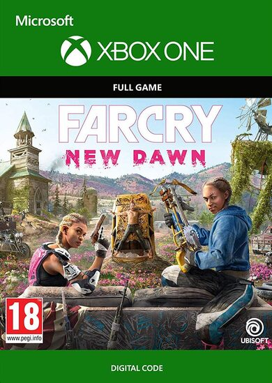 Far Cry New Dawn (Xbox One) Xbox Live Key GLOBAL фото