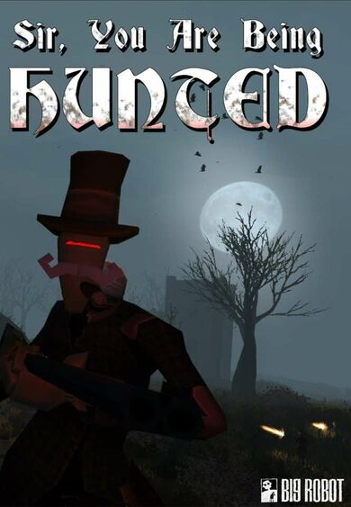 Sir, You Are Being Hunted Steam Key GLOBAL