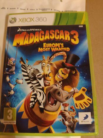 Madagascar 3: The Video Game Xbox 360