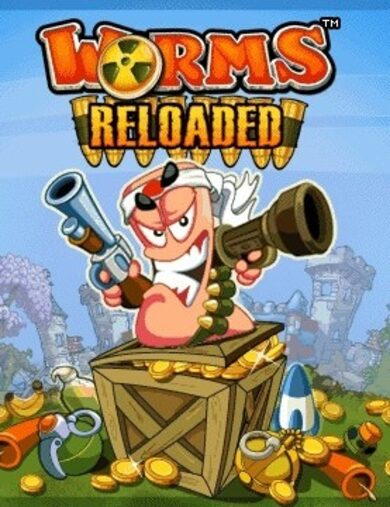 Worms Reloaded - The Pre-order Forts and Hats Pack (DLC) Steam Key EUROPE