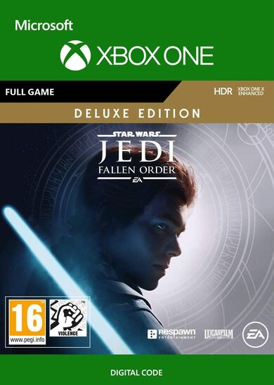 Star Wars Jedi: Fallen Order (Deluxe Edition) (Xbox One) Xbox Live Key EUROPE фото