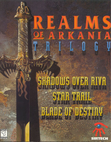 Realms of Arkania Trilogy Classic Bundle Steam Key GLOBAL