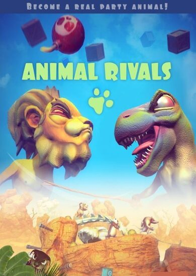 Animal Rivals Steam Key GLOBAL