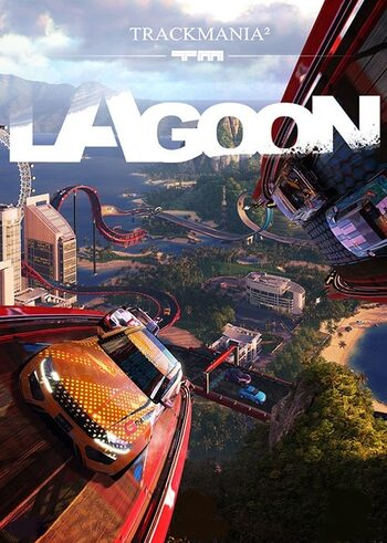 Trackmania 2 Lagoon Uplay Key EUROPE
