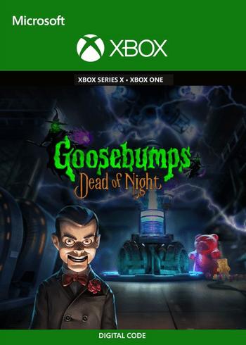 Goosebumps Dead of Night XBOX LIVE Key GLOBAL