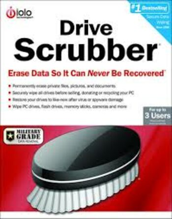 iolo Drive Scrubber 5 Devices 1 Year iolo Key GLOBAL