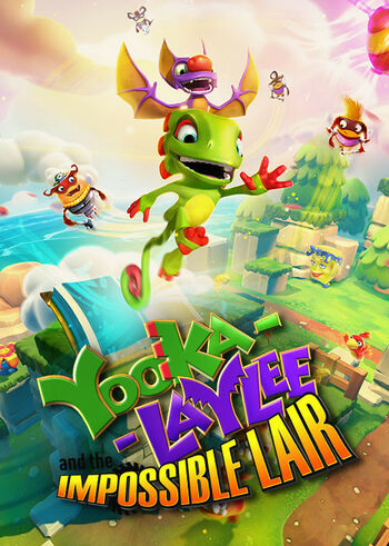Yooka-Laylee and the Impossible Lair Steam Clave GLOBAL