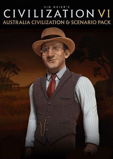 Sid Meier's Civilization VI - Australia Civilization & Scenario Pack (DLC) Steam Key GLOBAL фото
