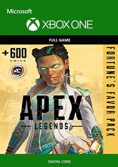 Apex Legends - Fortune's Favor Pack (DLC) (Xbox One) Xbox Live Key UNITED STATES