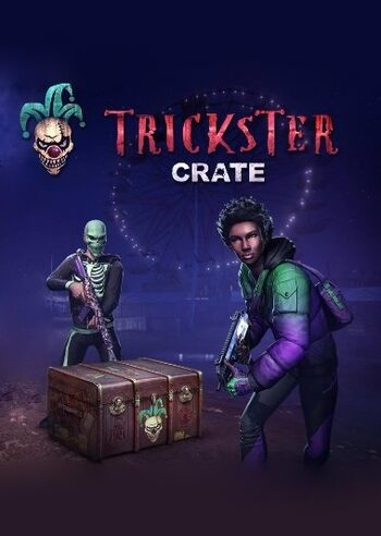 H1Z1 - TRICKSTER CRATE Key GLOBAL