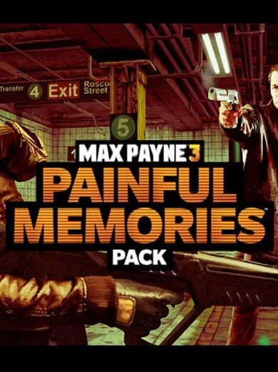 Max Payne 3 - Painful Memories Pack (DLC) Steam Key EUROPE