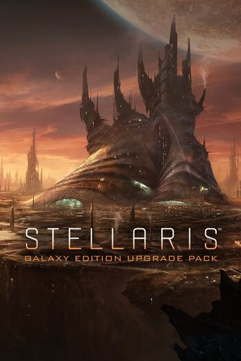 Stellaris - Galaxy Edition Upgrade Pack (DLC) Steam Key GLOBAL