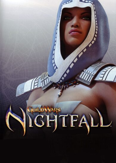 Guild Wars Nightfall Official Website Key GLOBAL