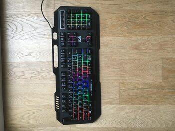 Clavier USG Crusader RGB