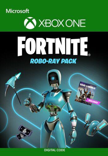 Fortnite - Robo-Ray Pack + 1000 V-Bucks Challenge XBOX LIVE Key UNITED STATES