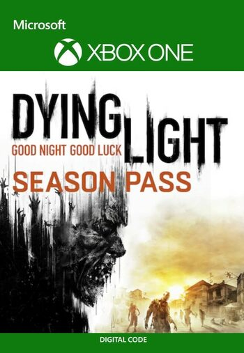 Dying Light - Season Pass (DLC) XBOX LIVE Key UNITED STATES