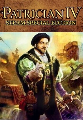 Patrician IV - Steam Special Edition Steam Key GLOBAL