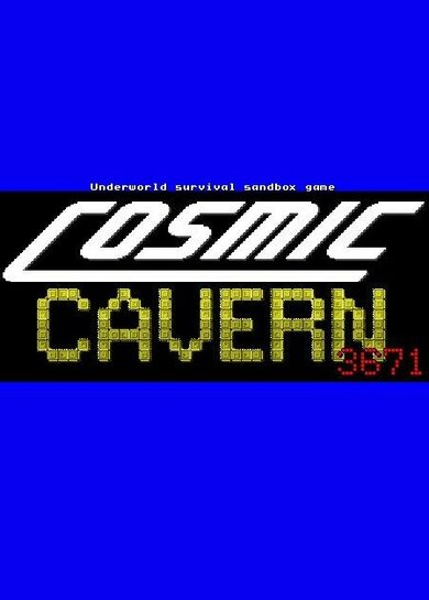 Cosmic Cavern 3671 Steam Key GLOBAL фото