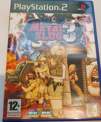 METAL SLUG 3 PlayStation 2