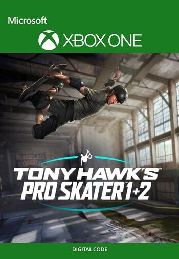 Tony Hawk's Pro Skater 1 + 2 (Xbox One) Xbox Live Key EUROPE