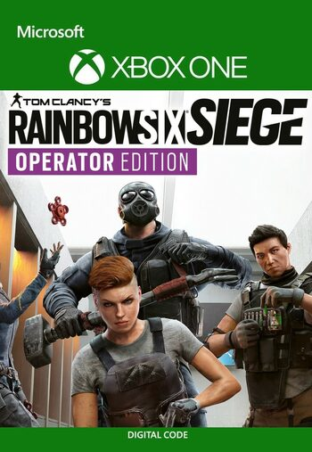 Tom Clancy's Rainbow Six Siege Operator Edition XBOX LIVE Key UNITED STATES