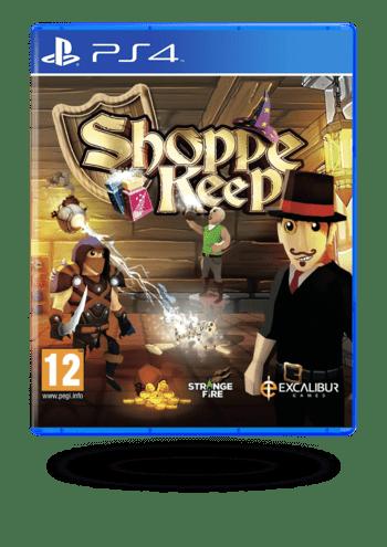 Shoppe Keep PlayStation 4