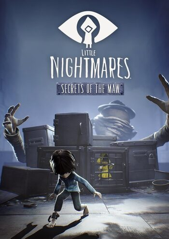Little Nightmares Secrets of the Maw Expansion Pass (DLC) Steam Key EUROPE