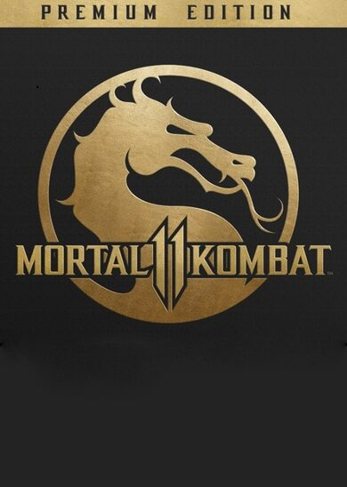 Mortal Kombat 11 (Edición Premium) Steam Key GLOBAL