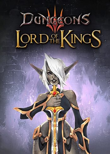 Dungeons 3 - Lord of the Kings (DLC) Steam Key GLOBAL