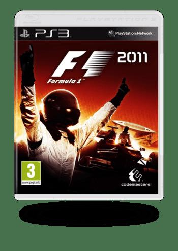 F1 2011 PlayStation 3