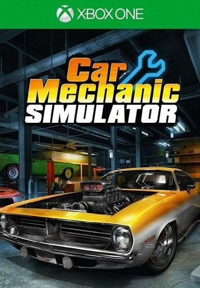 Car Mechanic Simulator (Xbox One) Xbox Live Key UNITED STATES