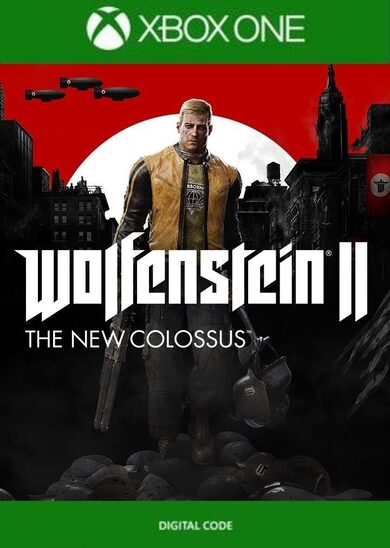 Buy Wolfenstein II: The New Colossus (Standard Edition) (Xbox One) key