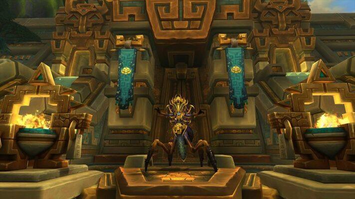 World of Warcraft: Battle for Azeroth Battle net Key EUROPE