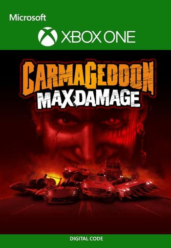 Carmageddon: Max Damage XBOX LIVE Key UNITED STATES