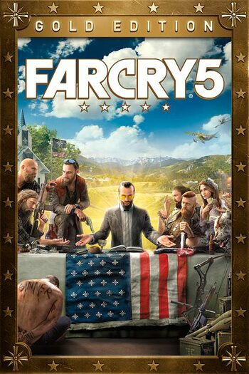 Far Cry 5 (Gold Edition) Código de Uplay EUROPE