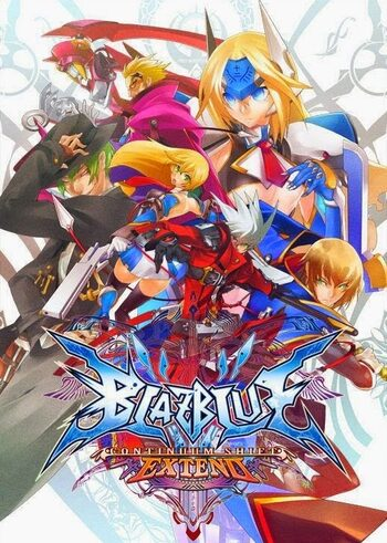 BlazBlue: Continuum Shift Extend Steam Key GLOBAL