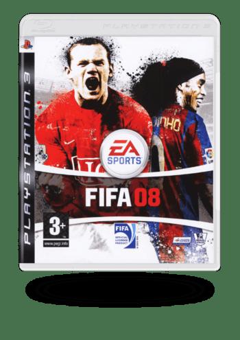 FIFA 08 PlayStation 3